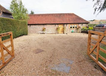 Thumbnail 3 bed barn conversion for sale in Old Place Lane, Westhampnett, Chichester