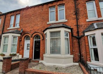 3 bed terraced house for sale in Blackwell Road, Carlisle CA2