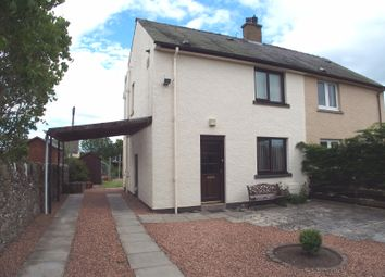 Thumbnail 2 bed semi-detached house for sale in Muirton Place, New Alyth, Alyth