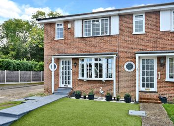 Thumbnail 3 bed end terrace house for sale in Beacon Close, Banstead, Surrey