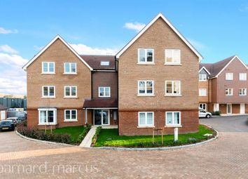 Thumbnail 2 bed flat for sale in Juno House, Sycamore Gardens, Epsom