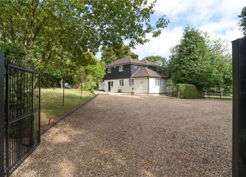 Thumbnail 4 bed detached house for sale in Canterbury Road, Ottinge, Canterbury, Kent