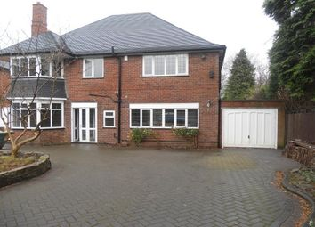Thumbnail 5 bed property to rent in Hintlesham Avenue, Edgbaston, Birmingham