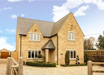 Thumbnail 4 bed detached house for sale in The Willows, Gretton Fields, Gretton, Cheltenham, Gloucestershire