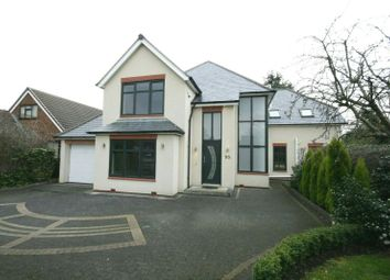 Thumbnail 4 bed detached house to rent in Chapel Lane, Hale Barns, Altrincham