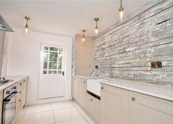 Thumbnail 2 bed terraced house for sale in Glebeland Gardens, Shepperton, Middlesex