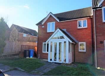 Thumbnail 3 bed end terrace house for sale in Maple Drive, Morpeth