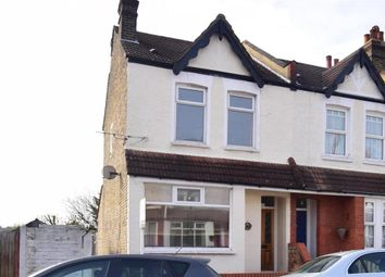 Thumbnail 3 bed end terrace house for sale in Oliver Road, Sutton, Surrey