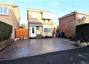 Thumbnail 3 bed detached house for sale in Grizedale Avenue, Sothall, Sheffield