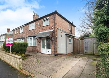Thumbnail 3 bedroom semi-detached house for sale in Slater Avenue, Derby
