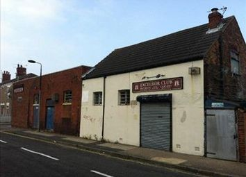 Thumbnail Land for sale in 1A Stanley Street, Grimsby
