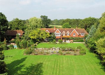 Thumbnail 5 bed detached house for sale in Brighton Road, Shermanbury, Horsham, West Sussex
