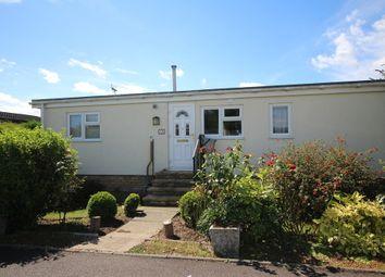 Thumbnail 2 bedroom mobile/park home for sale in Keys Park, Parnwell, Peterborough