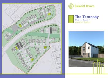 Thumbnail 3 bed detached house for sale in Queens Gardens, Glenboig