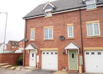 Thumbnail 3 bed town house for sale in Eastdale Mews, Fernwood, Newark