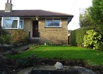 Thumbnail 2 bed semi-detached bungalow for sale in Allerton Road, Allerton, Bradford, West Yorkshire