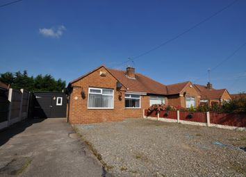 Thumbnail 2 bed semi-detached bungalow for sale in Ridgefield Road, Heswall, Wirral