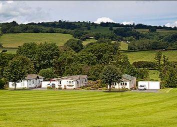 Thumbnail 3 bed property for sale in Rockbridge Park, Discoyd, Presteigne.