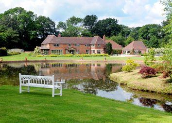 Thumbnail 4 bed country house for sale in Blaze Lane, Feckenham