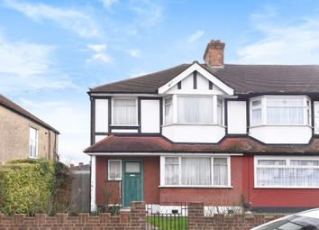 Thumbnail 3 bedroom end terrace house for sale in Sherwood Park Road, Mitcham
