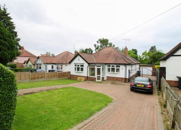 Thumbnail 3 bed bungalow for sale in Station Road, Great Billing, Northampton