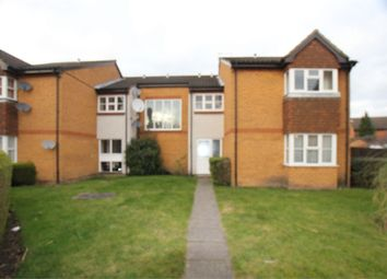 Thumbnail 1 bed flat for sale in Abbotswood Way, Hayes