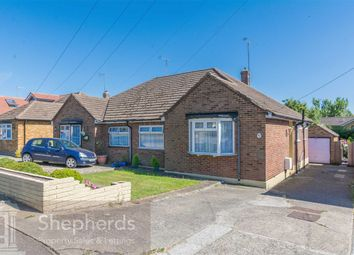 Thumbnail 2 bed semi-detached bungalow for sale in Western Road, Nazeing, Essex