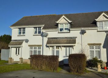 Thumbnail 2 bed terraced house to rent in Carthew Close, Liskeard, Cornwall