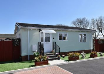Thumbnail 1 bedroom mobile/park home for sale in East Beach Park, Shoeburyness, Southend-On-Sea