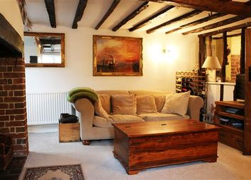 Thumbnail 2 bed terraced house for sale in Church Hill Cottages, Upper Street, Leeds, Maidstone