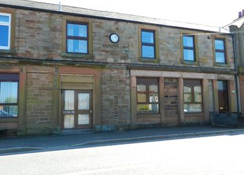 Thumbnail 1 bed flat for sale in 2 Dunloe Terrace, Eaglesfield, Dumfries & Galloway