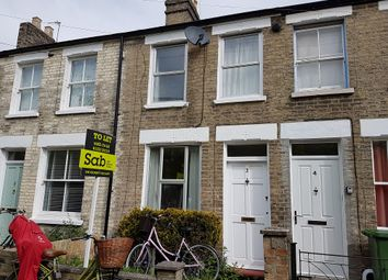 Thumbnail 3 bedroom terraced house to rent in Springfield Terrace, Cambridge