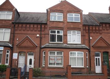 Thumbnail 5 bedroom terraced house for sale in Melbourne Road, Highfields, Leicester