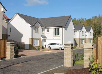 Thumbnail 5 bed detached house for sale in Newlands Cottage Grove, East Kilbride, Glasgow