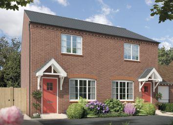 Thumbnail 2 bedroom town house for sale in Fulford Hall Road, Tidbury Green, Solihull