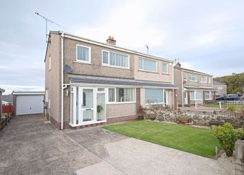 Thumbnail 3 bed semi-detached house for sale in Bannatyne Drive, High Harrington, Workington