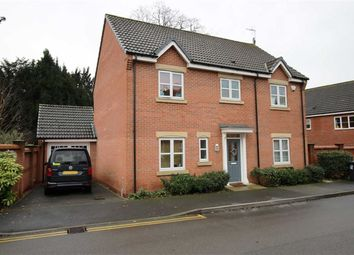 Thumbnail 4 bed detached house for sale in Beechwood Park Drive, Off Broadway, Derby