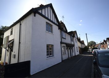 Thumbnail 2 bed terraced house for sale in Lower Street, Stansted