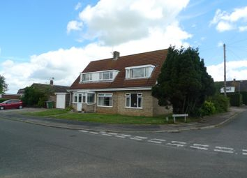 Thumbnail 4 bed detached bungalow for sale in Charles Close, Acle, Norwich