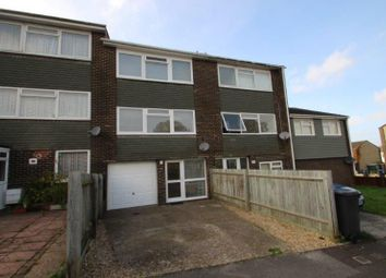 Thumbnail 3 bed terraced house for sale in Hollows Close, Harnham, Salisbury