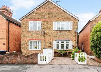 Thumbnail 2 bed semi-detached house for sale in Common Lane, New Haw, Addlestone