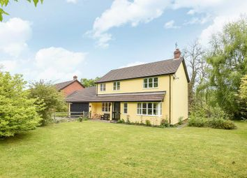 Thumbnail 4 bed detached house for sale in Hay On Wye 8 Miles, Brecon 10 Miles