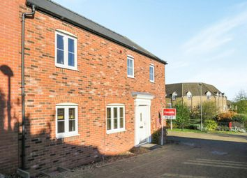 Thumbnail 3 bed semi-detached house to rent in Lord Fielding Close, Banbury