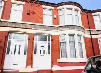 Thumbnail 3 bed terraced house for sale in Stormont Road, Garston, Liverpool