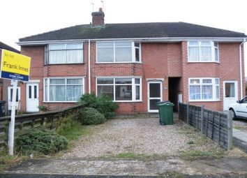 Thumbnail 3 bed terraced house to rent in Bottleacre Lane, Loughborough