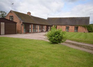 Thumbnail 3 bed detached house to rent in Cotes Heath, Stafford