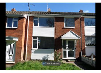 Thumbnail 3 bed terraced house to rent in Cornwall Court, Rugeley