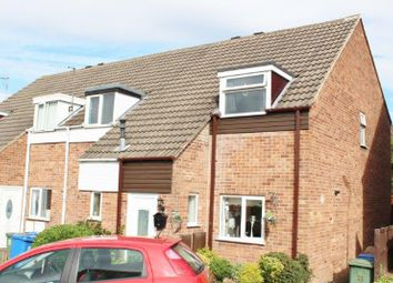 Thumbnail 2 bed town house for sale in Maple Close, Forest Town, Mansfield