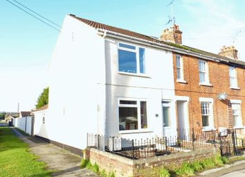 Thumbnail 3 bed end terrace house for sale in Bulford Road, Durrington, Salisbury