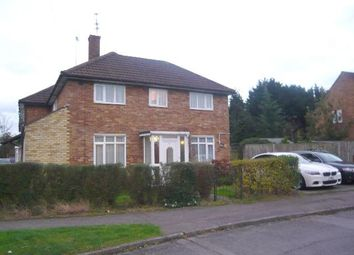 Thumbnail 4 bed property to rent in Stevenage Crescent, Borehamwood